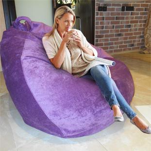 Кресло груша Relax Велюр
