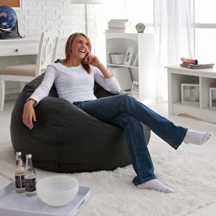 Кресло груша Relax XXL Суперкожа